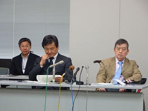 千葉県がんセンターのN研究所長・M部長
