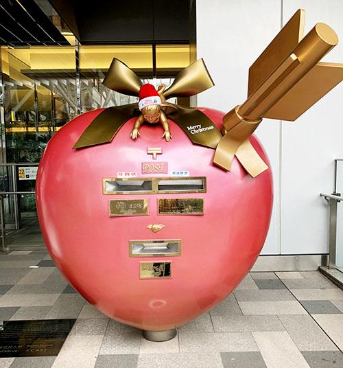 博多の郵便局